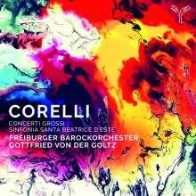 Arcangelo Corelli (1653-1713): Concerti grossi op.6 Nr.1-5,7, CD