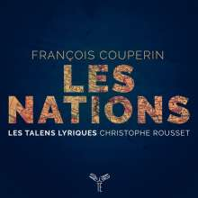 Francois Couperin (1668-1733): Les Nations, 2 CDs