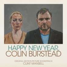 Clint Mansell (geb. 1963): Filmmusik: Happy New Year, Colin Burstead (O.S.T.) (Limited Edition) (Offwhite Vinyl), LP