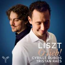 """Franz Liszt (1811-1886): Lieder """"O lieb!"""", CD"""
