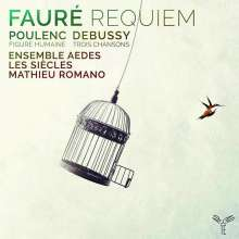 Gabriel Faure (1845-1924): Requiem op.48 (Version 1893), CD