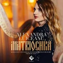 Alexandra Luiceanu - Matrioshka, CD