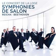 Anton Reicha (1770-1836): Grande Symphonie de Salon Nr. 1 für neun Instrumente, CD