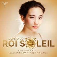 L'Opera du Roi Soleil, CD