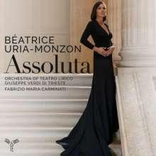 Beatrice Uria-Monzon - Assoluta, CD