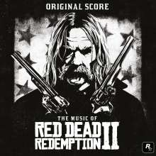 Filmmusik: The Music Of Red Dead Redemption II (Original Score) (Limited Edition), 2 LPs