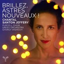 Chantal Santon-Jeffery - Brillez, Astres Nouveaux, CD