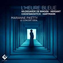 Le Concert Ideal - L'Heure Bleue, CD