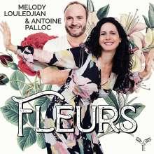Melody Louledjian - Fleurs, CD