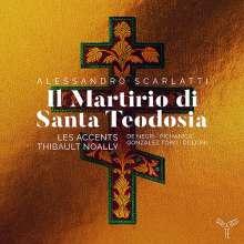 Alessandro Scarlatti (1660-1725): Il Martirio di Santa Teodosia (Rom, 1683), CD
