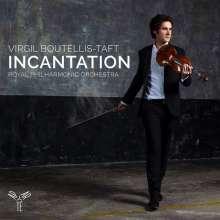 Virgil Boutellis-Taft - Incantation, CD
