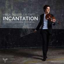 Virgil Boutellis-Taft - Incantation (180g), 2 LPs