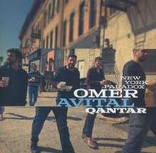 Omer Avital (geb. 1971): New York Paradox, CD