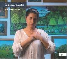 Celimene Daudet - Haiti mon amour, CD