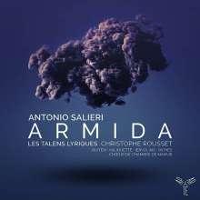 Antonio Salieri (1750-1825): Armida, 2 CDs