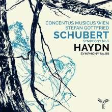 Concentus Musics Wien - Haydn & Schubert, CD
