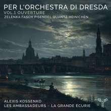 Per L'Orchestra Di Dresda Vol.1 - Ouverture, CD