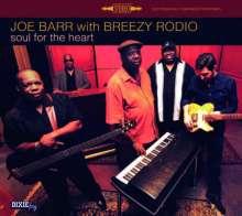 Joe Barr & Breezy Rodio: Soul For The Heart, CD