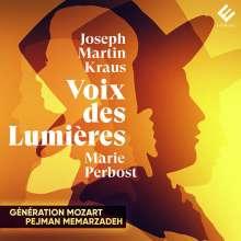 Josef Martin Kraus (1756-1792): Orchesterwerke & Arien, CD
