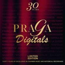30 Years PRAGA (Limited Edition), 30 CDs