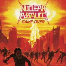 Nuclear Assault: Game Over, CD