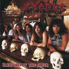 Exodus: Pleasures Of The Flesh, CD