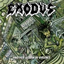 Exodus: Another Lesson In Violence - Live, CD