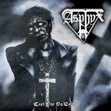 Asphyx: Last One On Earth, CD