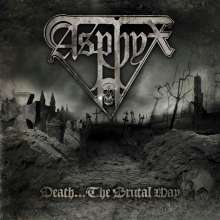 Asphyx: Death...The Brutal Way, CD