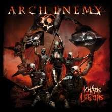 Arch Enemy: Khaos Legions, CD