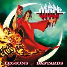 Wolf      (Heavy Metal): Legions Of Bastards, CD