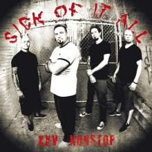Sick Of It All: Nonstop (Re-Recordings), CD