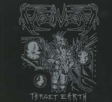 Voivod: Target Earth (Limited Mediabook Edition), CD