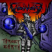 Voivod: Target Earth (180g), 2 LPs