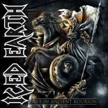 Iced Earth: Live In Ancient Kourion (180g), 3 LPs