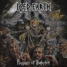 Iced Earth: Plagues Of Babylon (Limited-Deluxe-Edition), CD