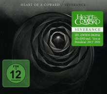 Heart Of A Coward: Severance (Limited Edition) (CD + DVD), 2 CDs