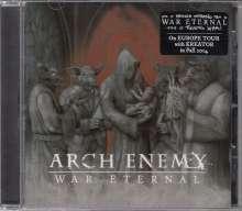 Arch Enemy: War Eternal, CD