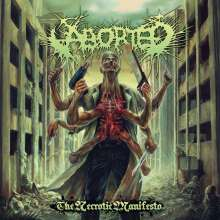 Aborted: The Necrotic Manifesto, CD