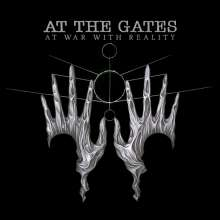 At The Gates: At War With Reality (Limited Mediabook Edition), CD