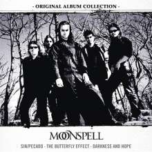 Moonspell: Original Album Collection (Limited Edition), 3 CDs