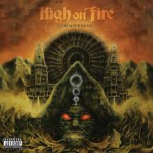 High On Fire: Luminiferous (180g) (2LP + CD), 2 LPs