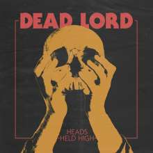 Dead Lord: Heads Held High, CD
