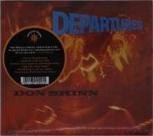 Don Shinn: Departures, CD