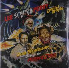 Lee 'Scratch' Perry: To Drive The Dub Starship Through The Horror Zone (Clear Vinyl), LP