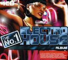 The No. 1 Electro House, 4 CDs