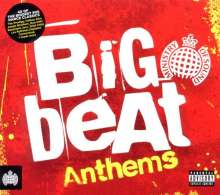 Ministry Of Sound: Big Beat Anthems, 2 CDs