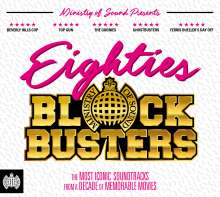 Filmmusik: 80s Blockbusters, 3 CDs