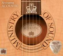 Anthems Acoustic, 3 CDs