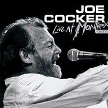 Joe Cocker: Live At Montreux 1987, 1 CD und 1 DVD